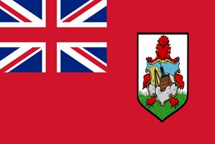 Flag Bermuda
