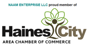 haines chamber of commerce logo