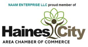 haines chamber of commerce logo